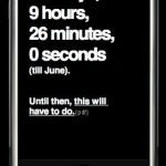 Quedan 100 días para el iPhone