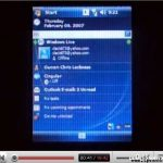 Windows Mobile 6 presentado en 3GSM