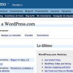 ¿Wordpress o Wordpress?