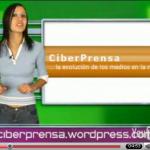 ¡Ciberprensa en la TV!