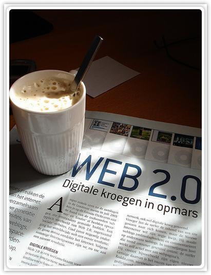 diario web2 y cafe