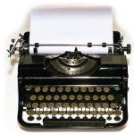 Cada escritor necesita su musa ¿o no?