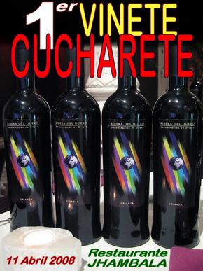 Cucharete invita a Vino Gratis a Todo Madrid