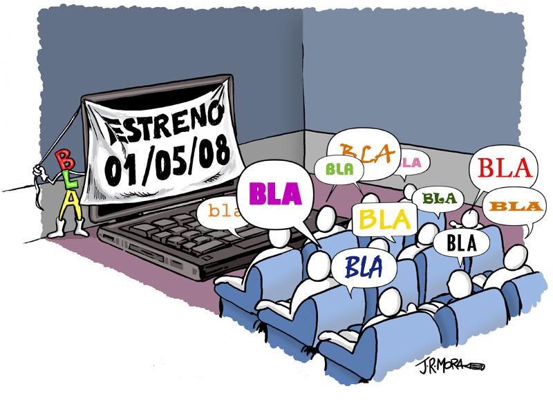 BlaBlaBlog el 1 de Mayo
