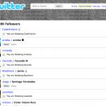 Tus seguidores de Twitter tienen página propia