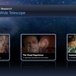 WorldWideTelescope – Experiencia Estelar Web 2.0 de Microsoft