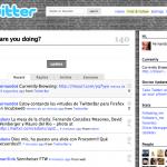 Twitter desde Firefox al instante