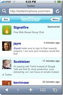 La Burbuja de las Redes Sociales – ¿Publicidad en Twitter?