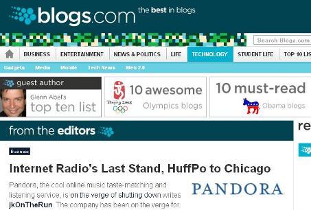 Lanzamiento oficial de Blogs.com