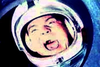 Los Virus Windows invaden el Espacio Exterior