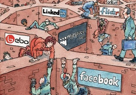 Redes sociales y ONGs