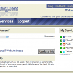 Updating.me – Actualiza tu Status en Lote (tenemos invitaciones)