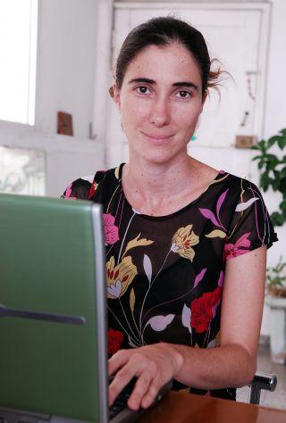 Paliza a Yoani Sánchez, la blogger cubana Premio de Periodismo