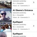 EyeMobile – La CBS apuesta por el periodismo ciudadano