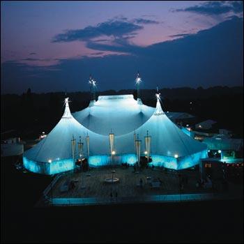 ¿Quieres trabajar en el Circo del Sol?