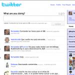Comandos Twitter