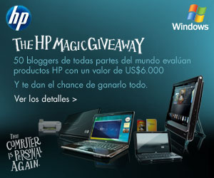 HP Magic GiveAway – Regalos por mas de 6.000$
