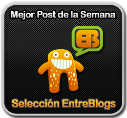 Posts destacados de la semana en Entre Blogs