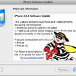 Jailbreak iPhone 2.2.1