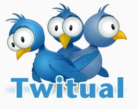 Twitual – Analiza perfiles de Twitters