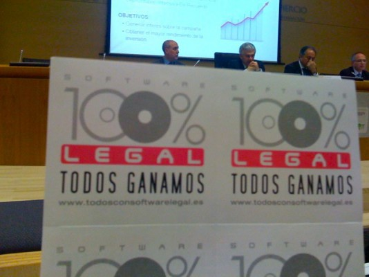 La Banda ancha y PYMEs son las culpables de la piratería en España