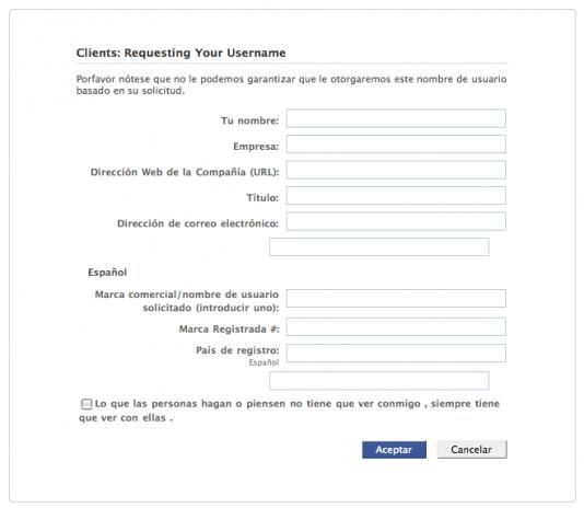 Como recuperar tu nombre en Facebook