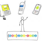Google Voice para Android y Blackberry el miércoles