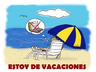¿Por qué los blogs están de vacaciones?