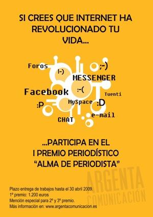 """I Premio periodístico """"Alma de Periodista"""" – Entrega de premios"""