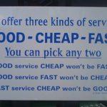 Social Media: Bueno, barato y rápido