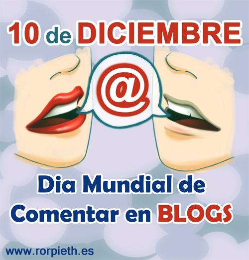 Día Mundial de Comentar en Blogs (3ª edición)