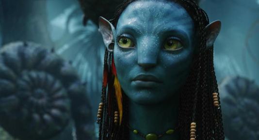 Avatar, impresionante pero mala peli