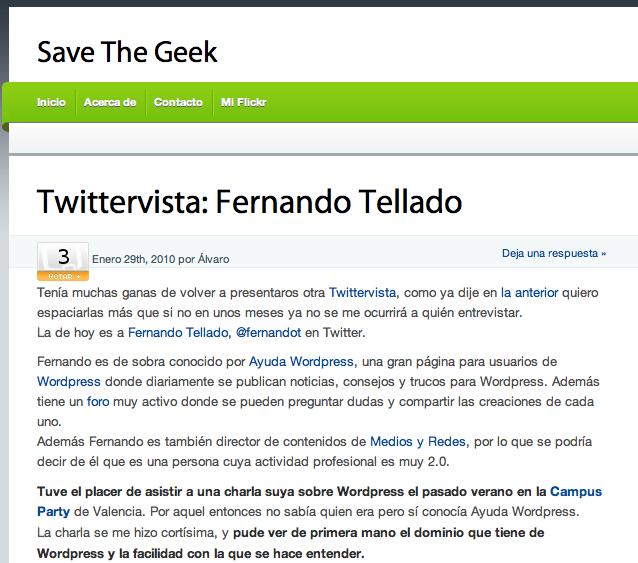 Twittervista
