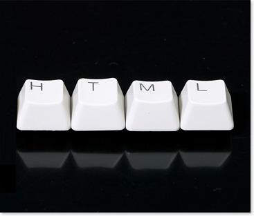html estático