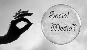 burbuja socialmedia