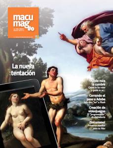 MacuMagazine, la revista Mac hecha por la comunidad