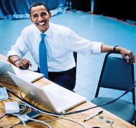 La Campaña de Obama en Internet