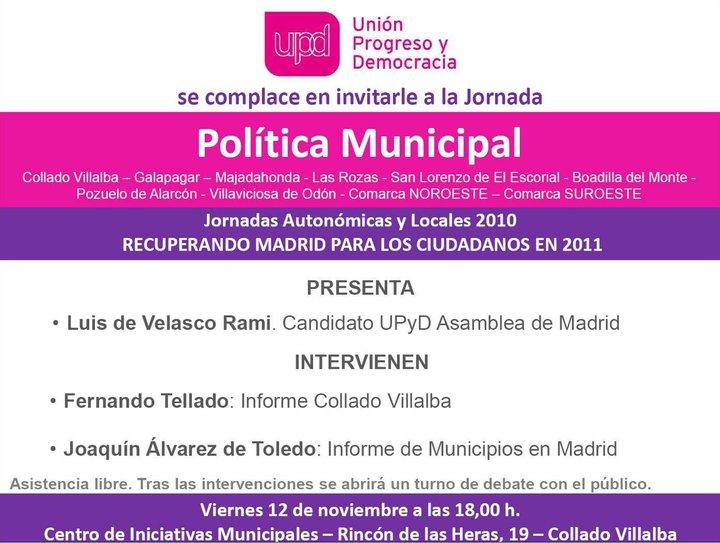 Recuperando Madrid para los ciudadanos