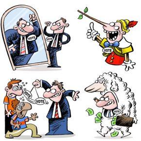 La credibilidad de los políticos