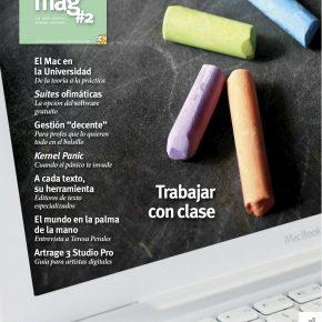 MacuMag #2 - El MacGuffin: No sin mi iPad