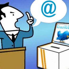 ¡Eres lo que tuiteas! - Guía de uso de Twitter para políticos