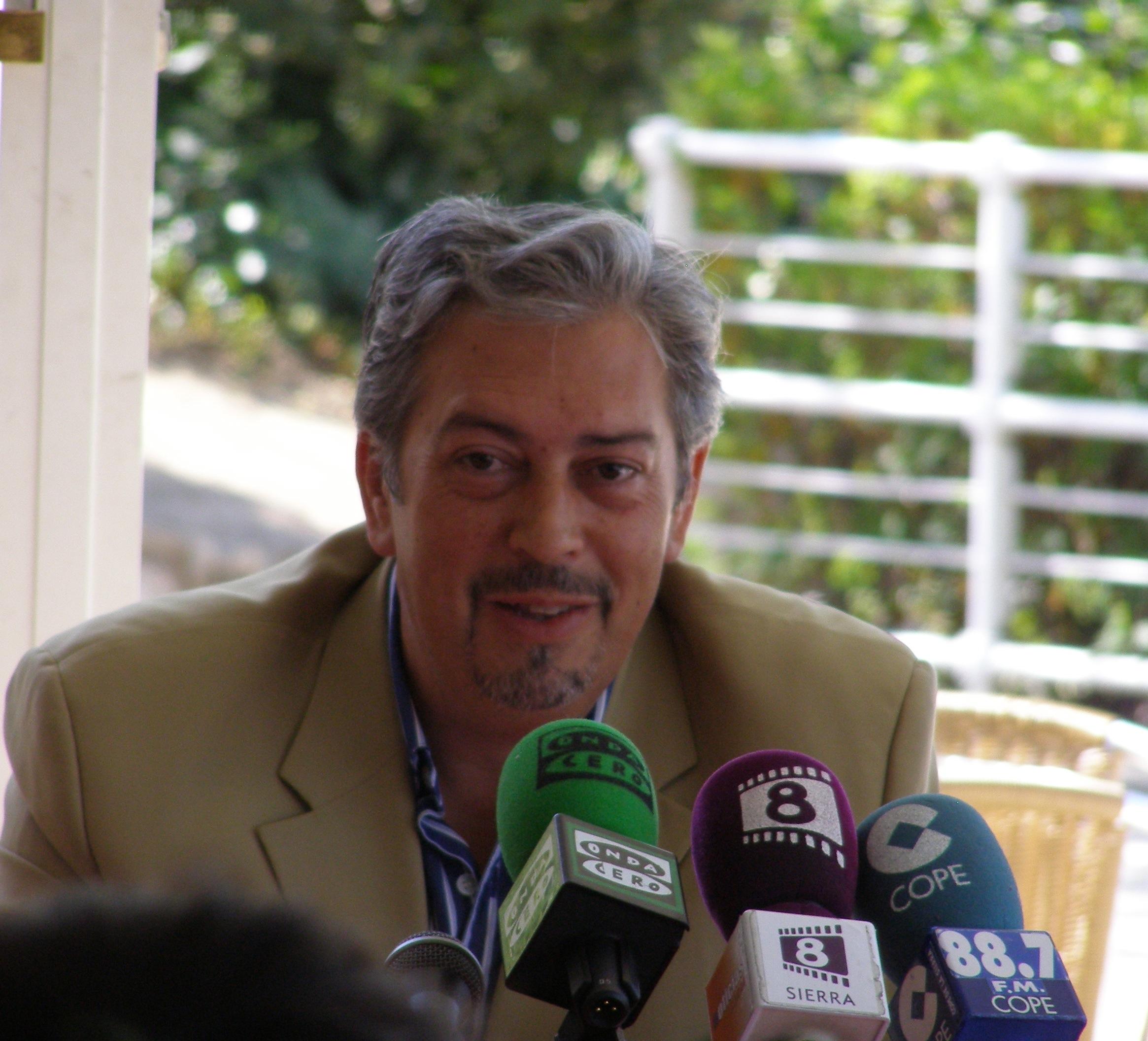 Fernando Tellado - Presentación programa electoral UPyD Collado Villalba 2011