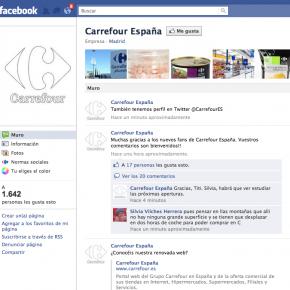 """Las """"normas sociales"""" de Carrefour"""