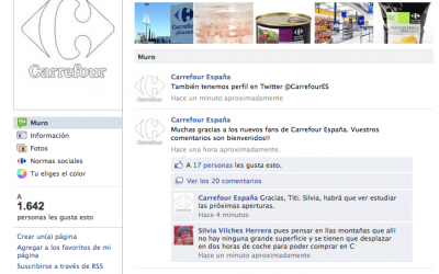 Las «normas sociales» de Carrefour