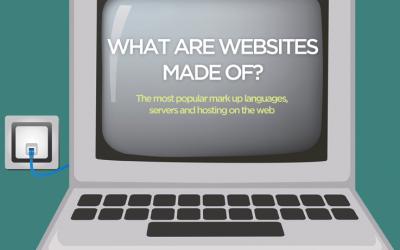 De qué están hechas las webs