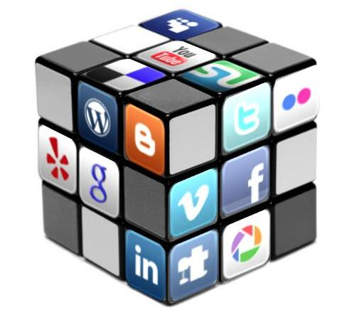cubo social media