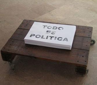 El trabajo de oposición y la responsabilidad de cada voto