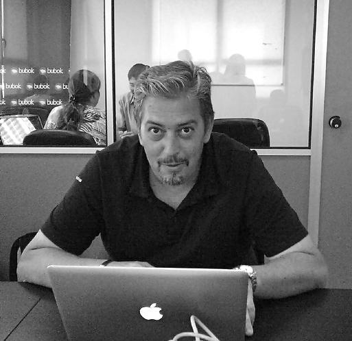 Fernando Tellado bloguero