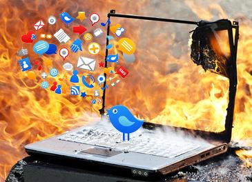 Qué es y qué no es una crisis en social media
