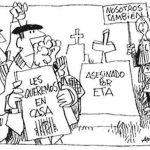 El papel de las víctimas en el proceso del fin de ETA